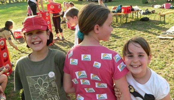 Jamboree Nacional a Hungria (estiu 2013)