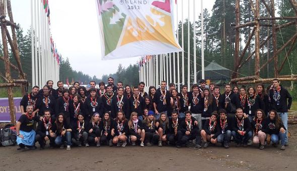 Contingent FCEG RoverWay 2012